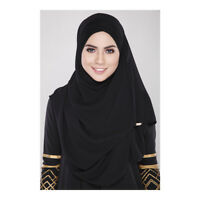 Premium high quality  Maxi Hijab Muslim All-match Scarf Shawl Free Size