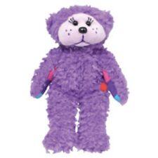 BEANIE KIDS VIOLETTE THE RAINBOW BEAR BK2-O41