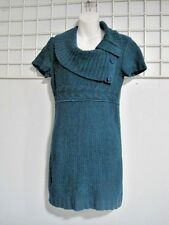 87084de6c86 Maurices Size Medium Sweater Dress in Teal