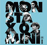 MONSTA X 2nd Mini Album [RUSH] Secret Ver. CD + Photocard + Booklet Sealed