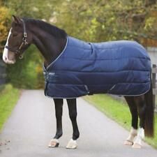 Amigo Insulator Lite 100g Unisex Horse Rug Stable - Navy White All Sizes 6ft3