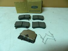 New OEM 1991-2002 Ford Escort Front Shoe & Lining Kit Disc Brake Pads