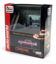 Auto World-auto in Miniatura da Collezione Awsd001 Rosso/bianco