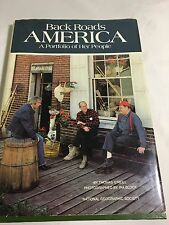 Back Roads America: A Portfolio of Her People by Thomas O'Neill (1980)