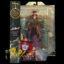 ALICE Through the LOOKING Glass MAD HATTER Red Coat PX Variant JOHNNY Depp DST!
