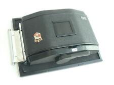 WISTA 6x9 rollfilm holder (6x9cm back for WISTA 4x5 inch camera. RF, VX, SP)
