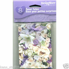 Lavender Bouquet Favor Bags, Wedding, Anniversary, Meetings, Cosmetic Banquets 8