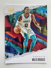2019-20 Panini Court Kings - Miles Bridges Charlotte Hornets #27