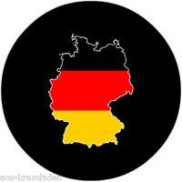 Button 25mm - Deutschland BRD Bundesrepublik Germany