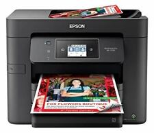 Epson WorkForce Pro Wf-3730 All-in-One Wireless Color Printer, Copier, Scanner