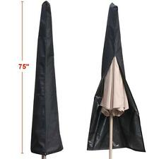 Outdoor Umbrella Cover Patio Umbrella Cover fit 6ft to 11ft umbrellas.W/ Zipper