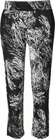 Urban Classic Women's Ladies Beach Pants in black/white uk sz x small sz 6 new