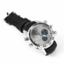 FHD 1080P Camera Watch DVR Video Recorder IR Night Vision Camcorder 8GB Memory