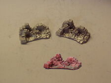 P&D Marsh Oo Gauge Pw106 Small brick stacks (2) casting requires painting