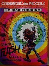 Corriere dei Piccoli 17 1969 con inserto Figurine - Cocco Bill di Jacov  - [C17]