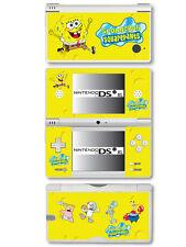 SpongeBob SquarePants Vinyl Skin Sticker for Nintendo DSi XL