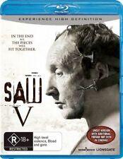Saw 05 (Blu-ray, 2009)