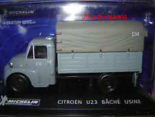 CITROEN U23 BACHE USINE MICHELIN  au 1/43°