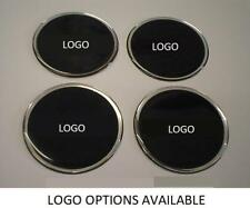 50mm Alloy Wheel Trims Center Resin Centre Badges fits VOLVO