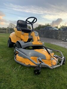 Stiga Park 520 DP Diesel Ride On Mower/ Out-front Mower