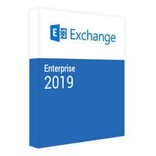 Exchange Server 2019 Enterprise Product Key License Download / 30 SECs DELIVERY