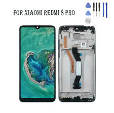 For Xiaomi Redmi Note 8 Pro LCD Display Touch Screen Digitizer with Frame SXQ01