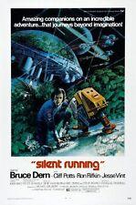 Silent Running Movie Poster 11x17 mini poster