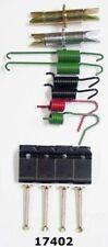 Parking Brake Hardware Kit Rear Better Brake 17402