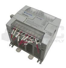 Allen Bradley 1762 L24bwar Ser C Rev H Micrologix 1200 Plc Controller