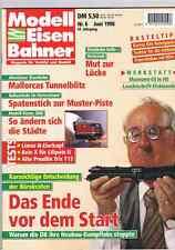 Modell-Eisenbahner, Heft 6/1998