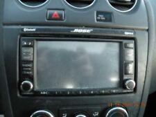 Audio Equipment Radio Receiver Bose Audio System Fits 08-09 ALTIMA 288113