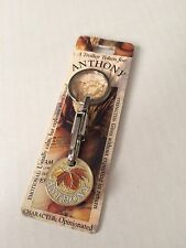 Personalised Shopping Trolley Token Keyring  H&H Gift Idea - Anthony