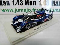 NE1 24 heures du Mans VOITURE 1/43 SPARK : PEUGEOT 908 2011 #8 Sarrazin