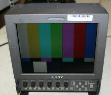 "Sony LMD-9030 LCD 9"" monitor"