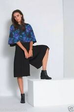 Evening, Occasion Tunic Floral Regular Size Tops for Women