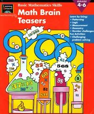 Learning Horizons Basic Math Skills: Math Brain Te