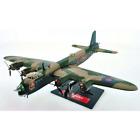 MAG AH16 Short Sterling Mk. III RAF EX-R Jolly Roger Bombers of  WWII  1:144