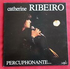 CATHERINE RIBEIRO    LP ORIG FR  PERCUPHONANTE