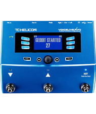 TC Helicon VoiceLive Play Vocal Harmony Reverb Delay Doubler Effects Processor!