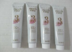 *4* TUBES NICE 'N EASY COLOR SEAL AFTER COLOR CREAM CONDITIONING HAIR TREATMENT