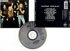 "SCORPIONS ""Virgin Killer"" (CD) 1977"
