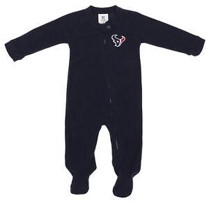 Outerstuff NFL Infants Houston Texans Blanket Sleeper Coverall