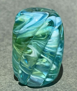 Handmade Lampwork Focal Bead ~ Mountainaire ~ By Soul Of Glass SRA