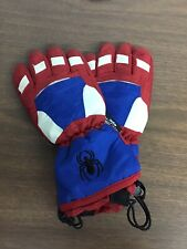 boys spyder Gloves NEW 8-16