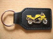 Porte-Clés Triumph Sprint Rs Moto Jaune Art.0786 Porte-Clé Porte-Clés