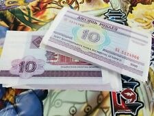 Uncirculated world paper money collections lot 80 Total currency notes.