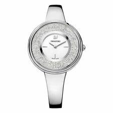Swarovski 5269256 Crystalline Pure Silver Tone Watch