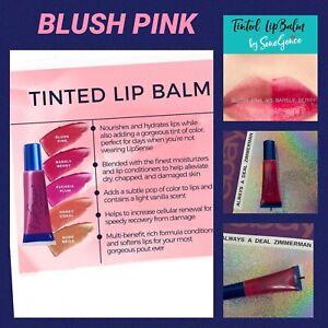 LipSense SeneGence Moisturizing Tinted Lip Balm BLUSH PINK -Sealed Lip Balm
