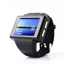 """2.0""""Bluetooth Smart Watch Dual Core CPU Touch Screen Camera GPS WiFi Watch Phone"""