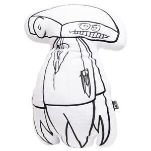 Futura Laboratories 2000 Unkle Plush Pointman Johnny Rare Bearbrick Toy Cushion